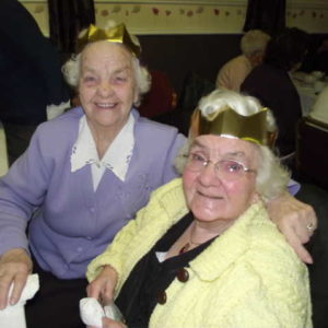 Care of the Aged Centre Christmas Dinner – 9th January 2011