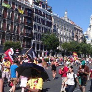 World Youth Day Madrid 2011