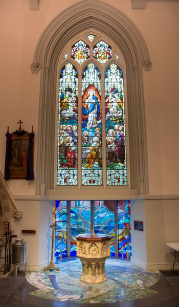 Church of Our Lady & St  David – Naas, Sallins & Two Mile House Parishes