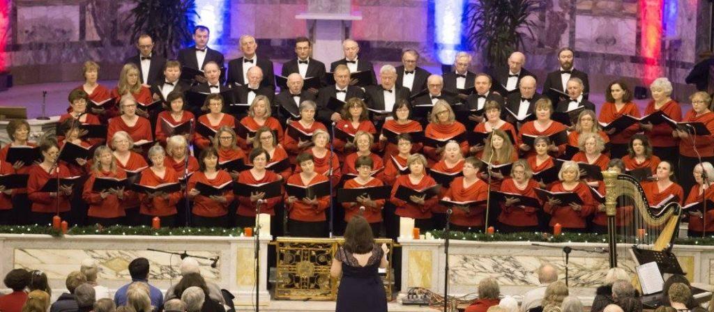 Nás na Rí Singers Gala Christmas Concert