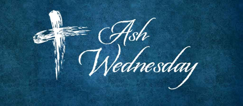 Ash Wednesday Mass Times - Naas, Sallins, Two Mile House