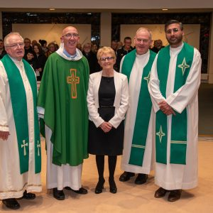 Dolly's Retirement & Thanksgiving Mass