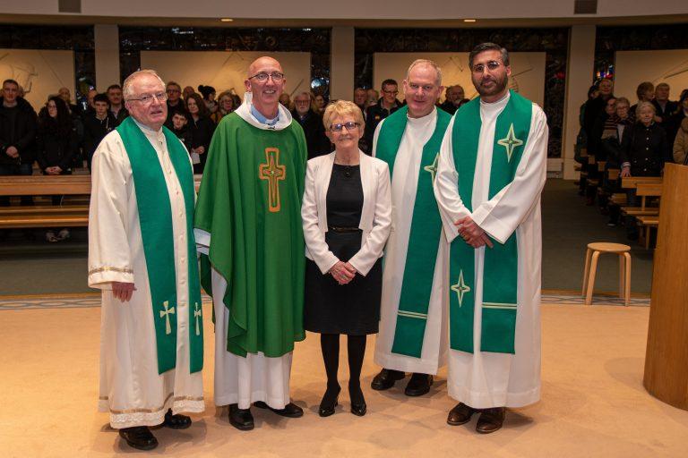 Dolly's Retirement & Thanksgiving Mass