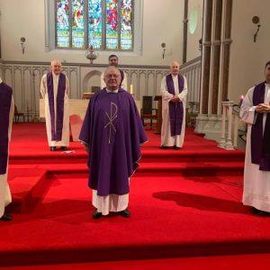 Fr. Michael's Golden Jubilee December 2020
